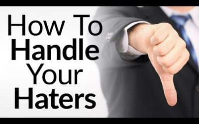 How to make your haters like you