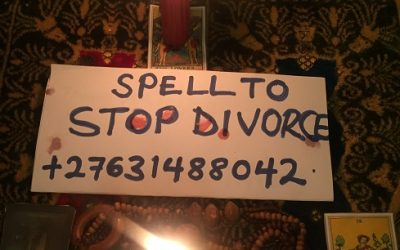 Divorce spell – Spells and rituals Stop a Divorce